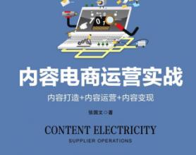 内容电商运营实战「pdf+epub+mobi+txt+azw3」