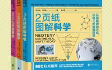 2页纸图解科学、数学、哲学(套装共3册)「pdf-epub-mobi-txt-azw3」